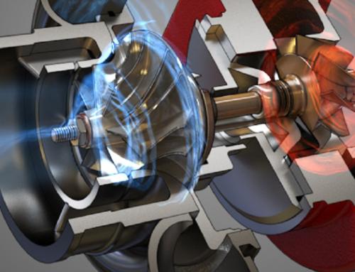 Budowa i zasada działania turbosprężarki